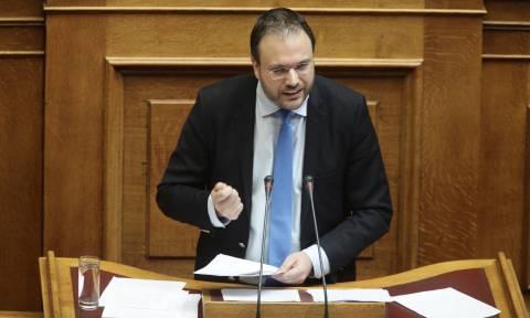 Κεντροαριστερά - ΔΗΜΑΡ: Και ο Θεοχαρόπουλος εναντίον του Θεοδωράκη