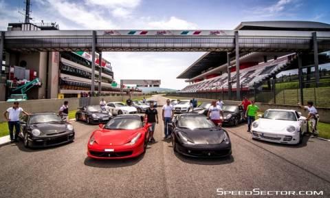 Ακολουθώντας το Speedsector: Ματιές στους «γρήγορους» των supercars (pics+vids)