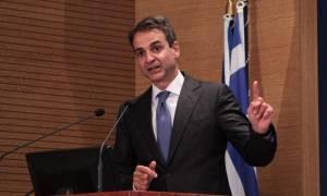 Μητσοτάκης: Ανάγκη μεταρρυθμίσεων και εθνικού σχεδίου ανασυγκρότησης