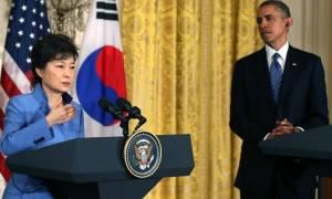 Επικοινωνία Ομπάμα με την πρόεδρο της Νότιας Κορέας για την πυρηνική δοκιμή της Πιονγιάνγκ