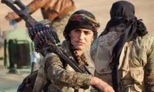 Νεκρή η «Αντζελίνα Τζολί» των Κούρδων από τους τζιχαντιστές (photo)