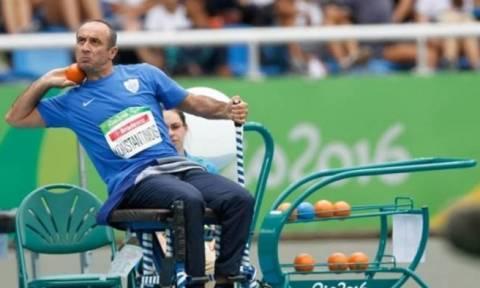 Κωνσταντινίδης: «Αφιερωμένο στη μνήμη του πατέρα μου το χρυσό μετάλλιο»