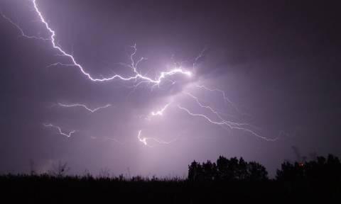 Ο καιρός το Σαββατοκύριακο – Πού θα εκδηλωθούν καταιγίδες