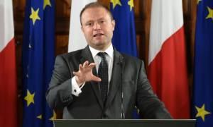Μούσκατ (πρωθυπουργός Μάλτας): Τεράστιο το μεταναστευτικό πρόβλημα