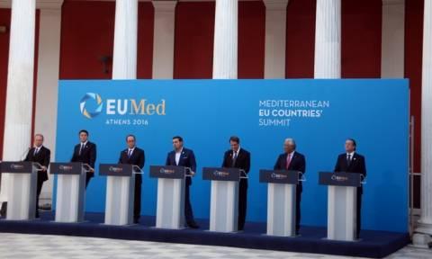 Φερνάντο Εγκιδάθου: Σημαντική πρωτοβουλία η Ευρωμεσογειακή Σύνοδος