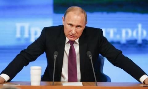 Έξαλλος ο Πούτιν: Αν δεν σταματήσουν πάμε σε Παγκόσμιο Πόλεμο