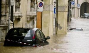 Ιταλία: Ένας νεκρός εξαιτίας της κακοκαιρίας