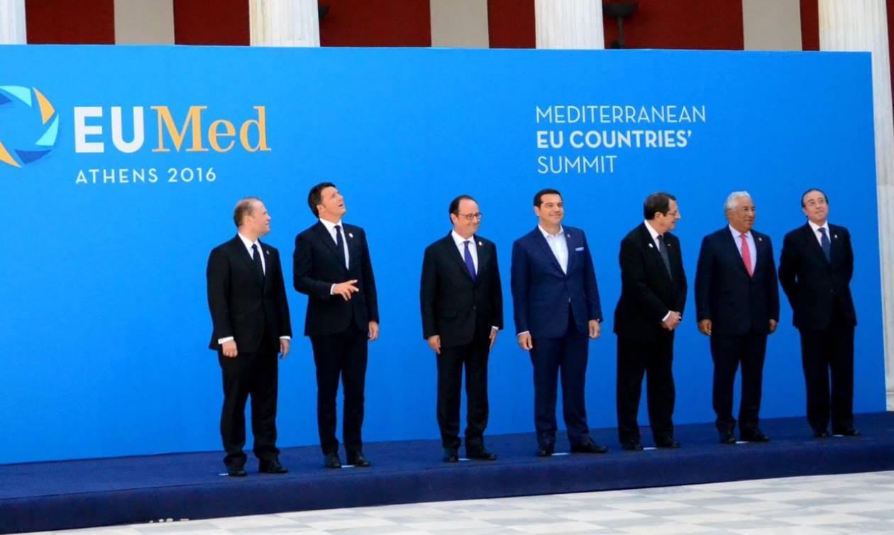 Πώς είδαν τα ιταλικά ΜΜΕ την Ευρωμεσογειακή Σύνοδο