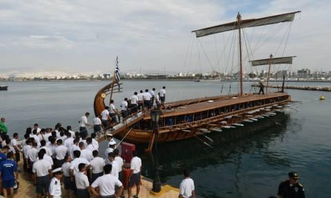 Πολεμικό Ναυτικό: Κωπηλασία Ελλήνων και Αργεντινών Ναυτικών Δοκίμων (pics)
