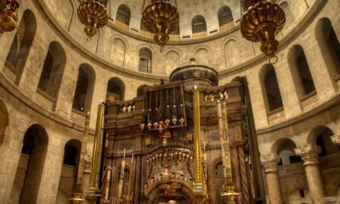 H Αρμενική Εκκλησία έδωσε 1 εκατ. δολ. για τον Πανάγιο Τάφο
