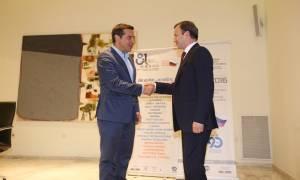 ΔΕΘ 2016 - Τσίπρας: Περαιτέρω εμπορική και επιχειρηματική συνεργασία ανάμεσα σε Ελλάδα και Ρωσία