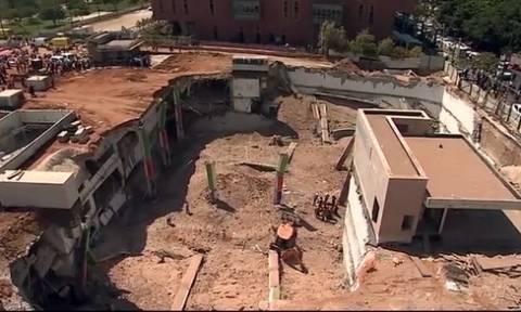 Τελ Αβίβ: Πέντε οι νεκροί από την κατάρρευση της οικοδομικής κατασκευής (video)