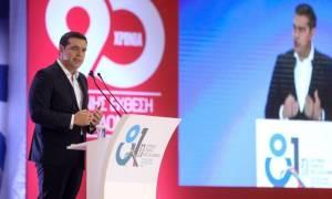Ομιλία Τσίπρα ΔΕΘ: «Η Ελλάδα μετασχηματίζεται σε πρωταγωνιστή των πολιτικών εξελίξεων στην Ευρώπη»