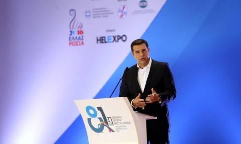 Ομιλία Τσίπρα ΔΕΘ: Στήριξη εργασίας και καινοτομίας για την ανταγωνιστικότητα
