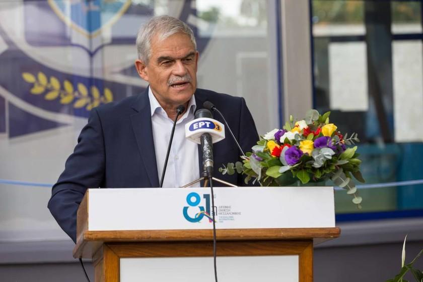 ΔΕΘ 2016-Αρχηγός ΕΛ.ΑΣ: Δίπλα στο πολίτη παρά τις δυσχέρειες και τα προβλήματα που αντιμετωπίζουμε