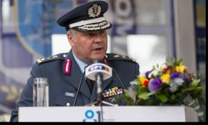 ΔΕΘ 2016-Αρχηγός ΕΛ.ΑΣ: Δίπλα στον πολίτη παρά τις δυσχέρειες και τα προβλήματα που αντιμετωπίζουμε