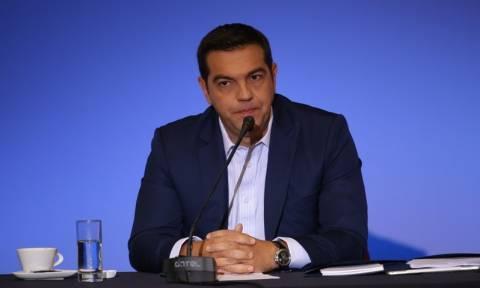ΔΕΘ 2016 - Συνέντευξη Τσίπρα: «Διεκδικούμε η Ελλάδα να γίνει ενεργειακός κόμβος»