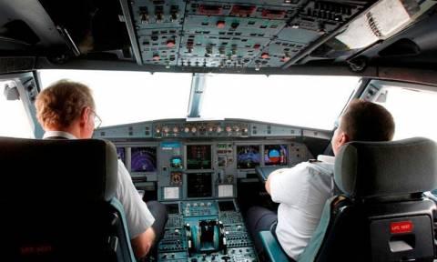 Τρόμος σε πτήση: Μετανάστης φώναζε «Allahu Akbar» (vid)