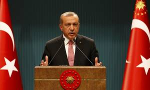 Ερντογάν: Οι δήμαρχοι που απομακρύνθηκαν υποστήριζαν τους Κούρδους αντάρτες