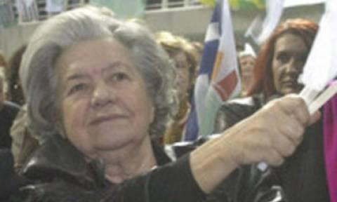 Πέθανε η Ντιντή Γιαννοπούλου