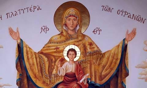 Συγκλονίζει το θαύμα της Παναγίας: Με έπιασε από τα χέρια και με σήκωσε