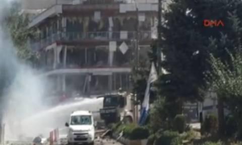 Τουρκία: Ισχυρή έκρηξη στην πόλη Βαν - Τουλάχιστον 19 τραυματίες (vid)