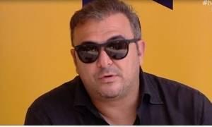 Ρέμος: Ο εκνευρισμός του για την απουσία της ΕΡΤ και το ευχαριστώ στα κανάλια,που θα «σβήσουν»