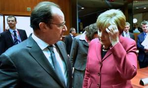 Brexit: Συνάντηση Μέρκελ – Ολάντ για να «εναρμονίσουν» τις θέσεις τους