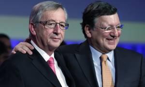Ο Γιούνκερ ζήτησε «διευκρινίσεις» από τον Μπαρόζο για το διορισμό του στην Goldman Sachs