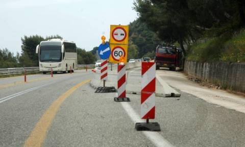 Προσοχή! Κυκλοφοριακές ρυθμίσεις στη νέα Εθνική Οδό Κορίνθου – Πατρών