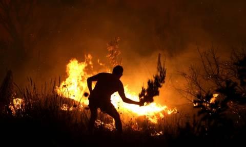 Αυτό είναι το σπάνιο φυσικό φαινόμενο που έκαψε τη Θάσο