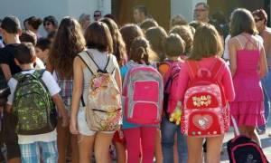 Αναστάτωση σε σχολείο στο Ωραιόκαστρο: Δεν θέλουν τα προσφυγόπουλα!