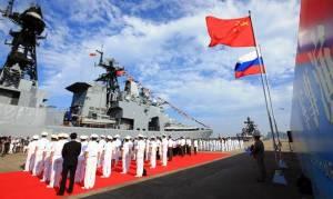 Κοινές στρατιωτικές ασκήσεις Ρωσίας και Κίνας στη Νότια Σινική