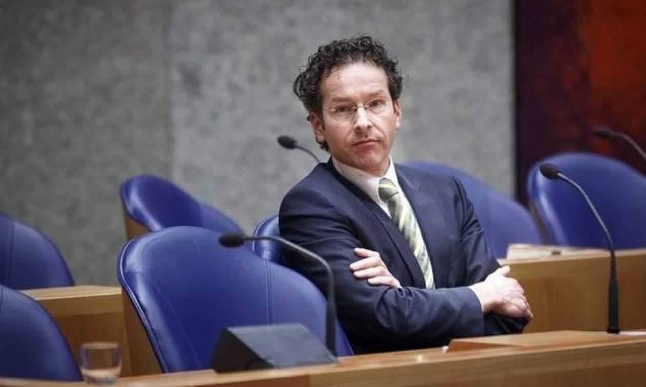 Ντάισελμπλουμ: Θέλει σκληρή λιτότητα στην Ευρώπη