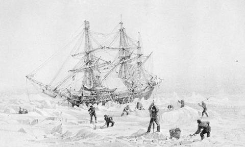 Βρέθηκε μετά από 170 χρόνια το πλοίο-φάντασμα «Τρόμος» (vid)