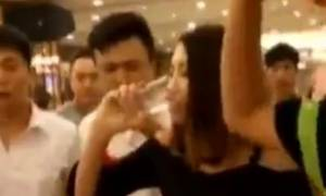 Βίντεο-σοκ: Παράνυφος πέθανε στο γάμο από υπερβολική κατανάλωση αλκοόλ!