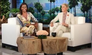 ΗΠΑ: Η Μισέλ Ομπάμα χόρεψε, αστειεύτηκε και... πήρε κλήση για παρκάρισμα! (vid)