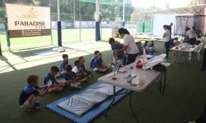 Ελληνικός Ερυθρός Σταυρός: Πρώτες Βοήθειες από τα παιδιά για τα παιδιά