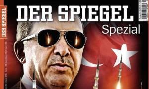 Οργή της Άγκυρας για γερμανικό περιοδικό που παρουσιάζει τον Ερντογάν ως δικτάτορα