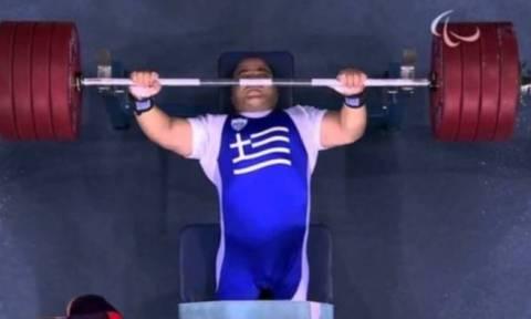 Παραολυμπιακοί Αγώνες: Χρυσό ο Μάμαλος στα -107 κιλά!