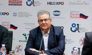 ΔΕΘ 2016 - Κουτσούμπας: Τα μέτρα που εξήγγειλε ο Τσίπρας εξυπηρετούν το μεγάλο κεφάλαιο