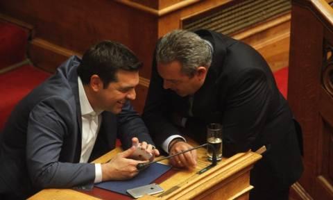 Και εργολάβος και καναλάρχης - Είδες ο ΣΥΡΙΖΑ;