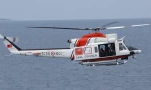 Νέα πρόκληση από τους Τούρκους - Ελικόπτερο πάνω από την Κω
