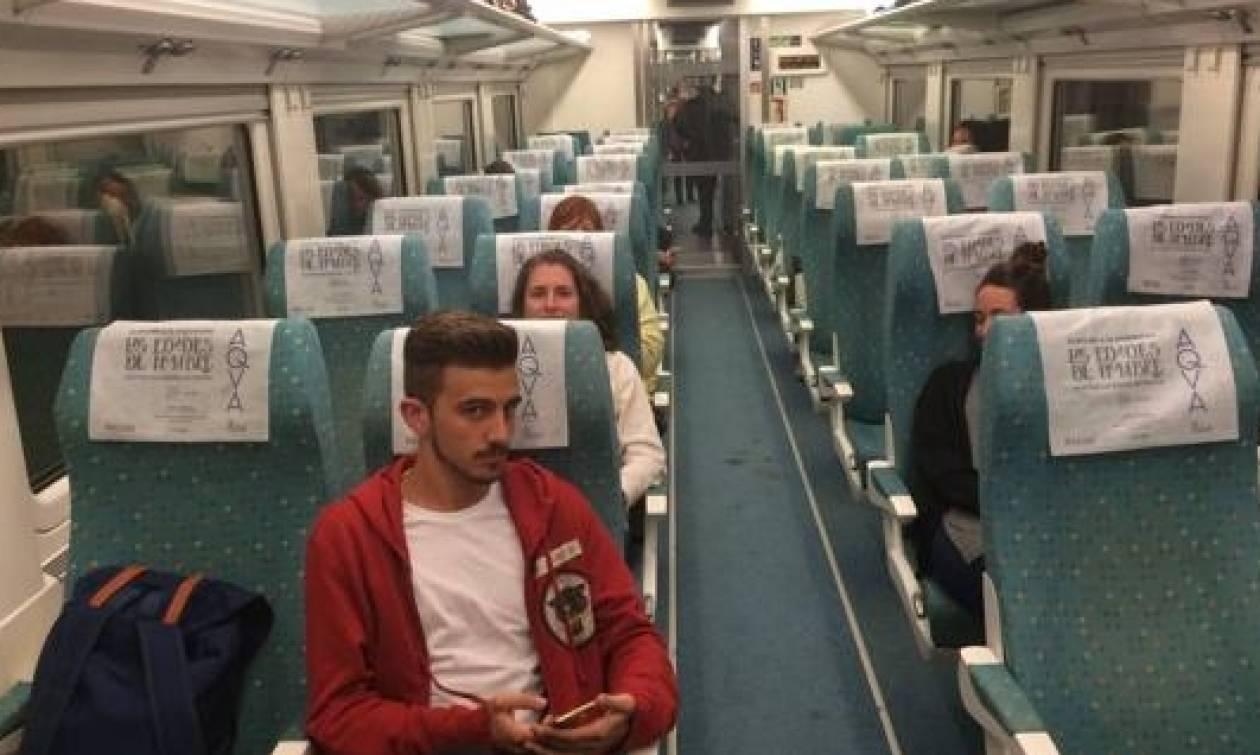 «Δημόσιο Forever»: Η «βάρδια μου τελείωσε» είπε και παράτησε 109 επιβάτες στη μέση του πουθενά (Pic)