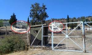 Βίντεο - ντοκουμέντο: Ετοιμάζουν νέο hotspot στη Μυτιλήνη
