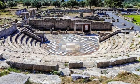 Ανοιχτός για το κοινό ο αρχαιολογικός χώρος της αρχαίας Μεσσήνης
