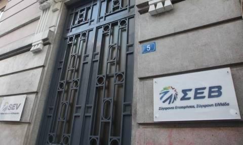ΣΕΒ κατά κυβέρνησης: Συγκυριακή η μείωση της ανεργίας με ευκαιριακές θέσεις εργασίας