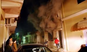 Κηφισιά: Ένας νεκρός από πυρκαγιά σε διώροφη κατοικία