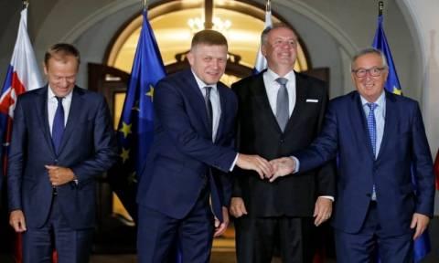 Σύνοδος EE: Οι ηγέτες των 27 συνεδριάζουν σήμερα στη Μπρατισλάβα για την μετά Brexit εποχή