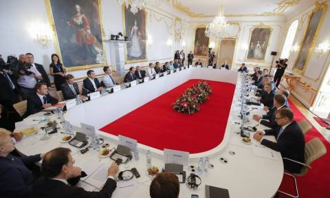 LIVE: Το μέλλον της ΕΕ μετά το Brexit στη Σύνοδο των 27 στην Μπρατισλάβα